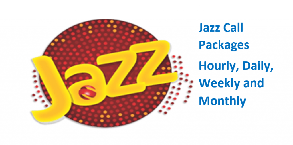 Jazz Call Packages Monthly, Weekly, Daily & Hourly September 2020