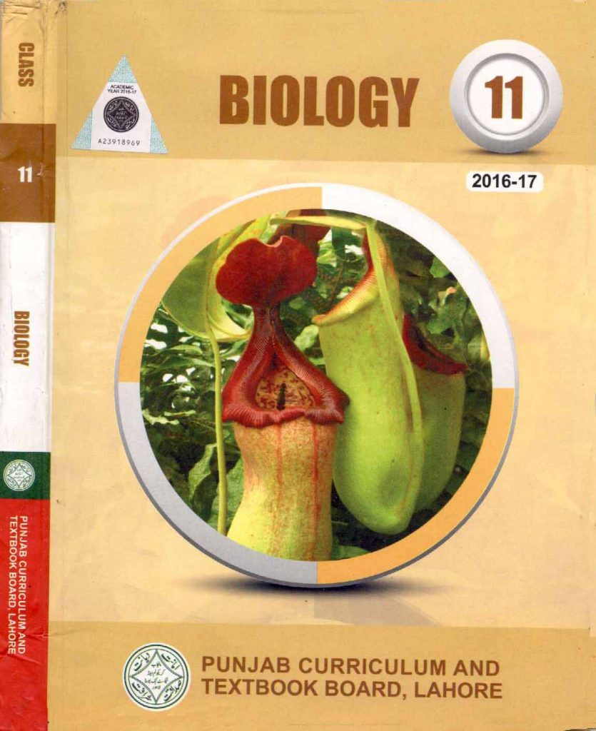 Download 11th Class Biology Notes in PDF