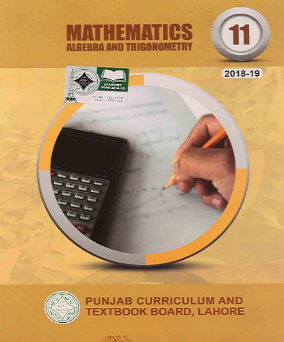 Download 1st Year Math Notes for Class 11th