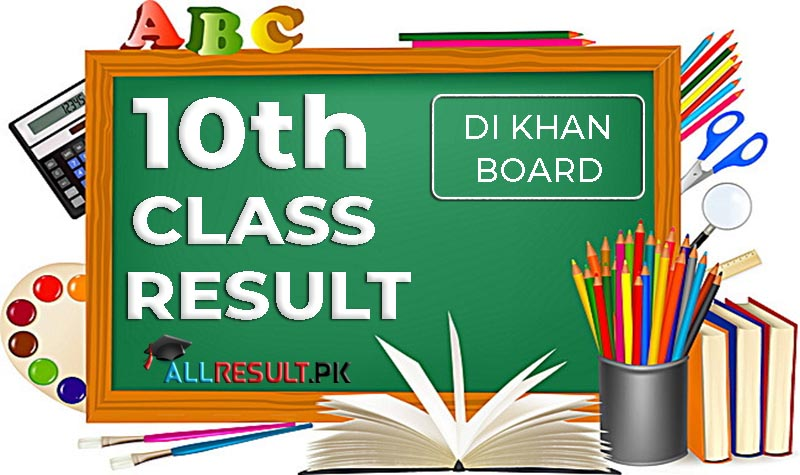 BISE DI Khan Board 10th Class Result 2020 Check online SSC Part 2 Result