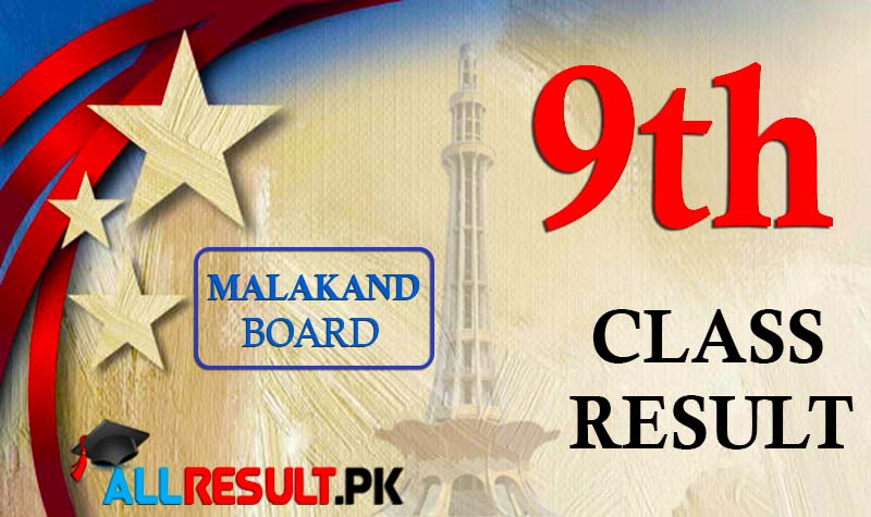 BISE Malakand Board 9th Class Result 2020 check online
